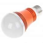 E27 5W 5-LED 430-Lumen 3500K Warm White Light Bulb (AC 220V)