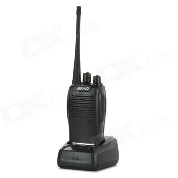 B-828 Rechargeable 3W 400-470MHz 16-Channel Walkie Talkies with LED Flashlight