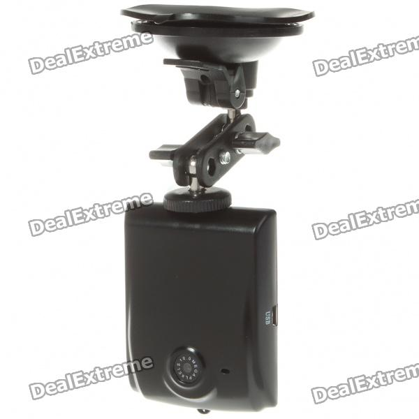 Mini 5MP Vehicle Mount Video Recorder/Camcorder w/ TF Slot (1.5