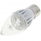E27 3W 240-270LM 3000-3500K Warm White LED Light Blub (85~265V)