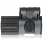 SIV M7 GPS Wide Angle 300KP H.264 Car DVR Camcorder with GPS Logger + G-Sensor (4GB TF Card)