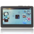 MP5 4.3&quot; Touch Screen LCD HD MultiMedia Player with FM/Camera/HDMI/TF Slot - Black (800x480/4GB)