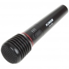 Wireless/Wired Karaoke Microphone with Receiver Set (1 x AA)