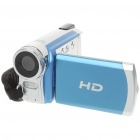 "8.0MP CMOS Digital Camera Camcorder Video/MP3 Player w/ AV/SD/Mini USB (2.7"" LCD/2GB)"