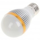 E27 3W 3-LED 260 Lumen 3500K Warm White Light Bulb (AC 85 ~ 245V)