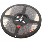24W 630K Wasserdicht 300-SMD LED Red Light flexible Streifen mit Power Switch (5-Meter/DC 12)