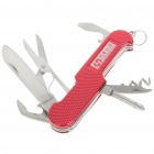 Stainless Steel Army Multi-Tool Knife - Color Assorted