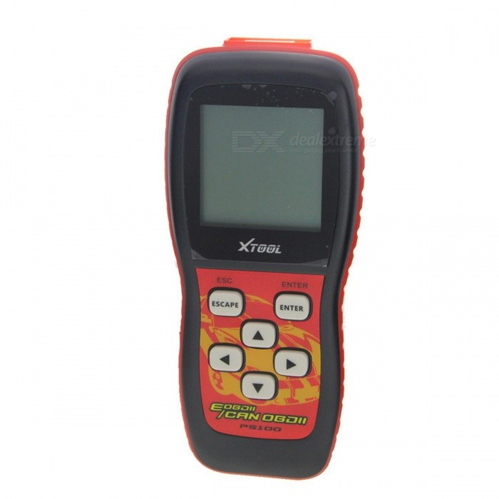 "3.25"" LCD EOBDII/CAN OBDII Scanner PS100 Data Code Reader Scanner"