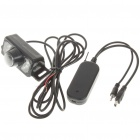 Waterproof 300K Pixel Vehicle Car Rear View Camera Video with 7-LED Night Vision (12V/NTSC)
