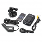 "5.0MP Wide Angle Digital Car DVR Camcorder w/ Night Vision/AV/SD/Motion Detection (2.5"" TFT LCD)"