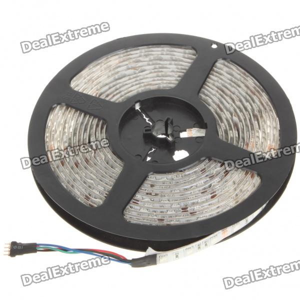54W 300x5050 SMD LED Colorful Light Flexible Strip with Remote Controller (5-Meter/DC 12V)
