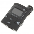 "1.4"" LCD Car MP3 Player FM Transmitter with Remote Controller/USB/SD/MMC (DC 12/24V)"
