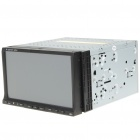 "7 ""LCD Touch Screen DVD Media Player mit FM / TV / AV-IN / SD / USB"