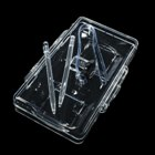 Crystal Case for NDS Lite with Matching Stylus and Strap