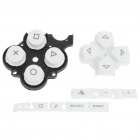 Repair Parts Replacement Buttons for PSP 3000 - White