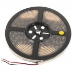 Waterproof 72W 595nm 300x5050 SMD LED Yellow Light Flexible Strip mit Power Switch (5-Meter/DC 12V)