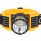 Mini LED 130-Lumen 3-Mode White Light Headlamp w/ Cree Q3 WC (3 x AAA)