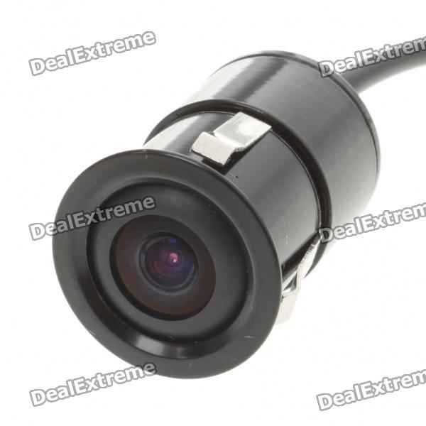 300K Pixel Waterproof Vehicle Car Rear View Camera with Hole Saw (12V)
