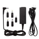 Universal 40W AC Power Supply Adapter with 5 Adapters for Laptop/Notebook (AC 100-240V/DC 19V)