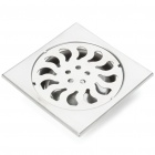"4"" Stainless Steel Floor Drain"