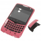Replacement Plastic Housing Case for BlackBerry 8350 - Deep Pink