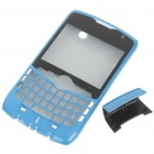 Replacement Plastic Housing Case for BlackBerry 8350 - Blue