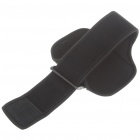 Sporty Nylon Armband for HTC Desire HD/HD2/EVO 4G - Black