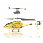 Rechargeable 3.5-CH R/C Helicopter with Gyroscope & Flashlight (IR Remote/6 x AA)