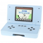 PNP 3.0&quot; LCD Portable Game Console with AV-out and Built-in Games - Light Blue