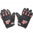 Stylish Full-Finger Gloves - Black (Size XL/Pair)