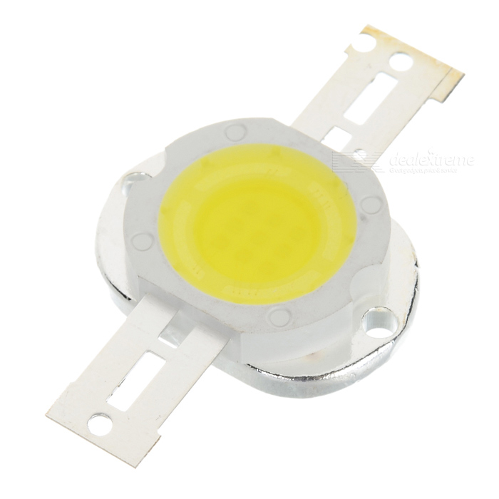 10W 7000K 700LM White LED Emitter Metal Plate (9~11V)