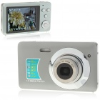 5MP CMOS Compact Digital Video Camera w/ 4X Digital Zoom/SD Slot (2.7