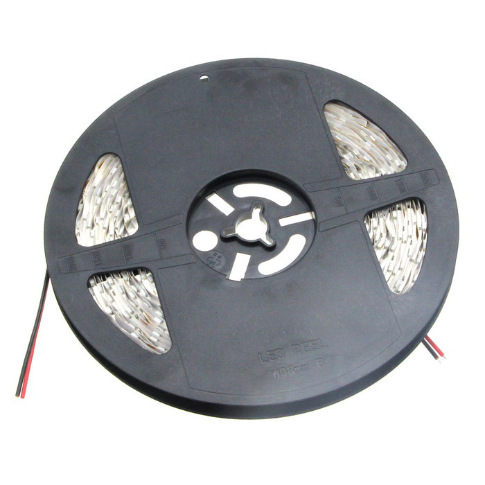 48W 600*3528 SMD LED 3300K Warm White Light Strip (10-Meter/12V)