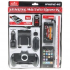 12-in-1 Jump Start Kit Accessory Bundle Kit for Iphone 4