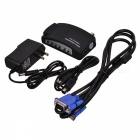 BNC to VGA Video Converter Adapter - Black