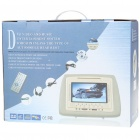 Car Headrest 7&quot; LCD DVD Media Player with FM/TV/IR/SD/USB