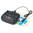 X-Power 8-Ch USB RC Flight Simulator Kit (Right Throttle Transmitter)