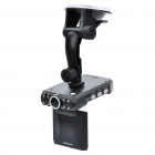 "1.3MP Wide Angle Digital Car DVR Camcorder w/ 4X Digital Zoom/Night Vision/TV-Out/SD (2.5"" LCD)"