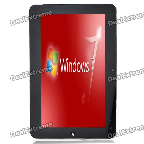 "10.1"" Capacitive LCD Win 7 Ultimate Tablet PC w/ Wi-Fi/TF/Bluetooth/HDMI/Camera (1G DDR3/16G SSD)"