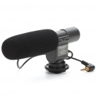 Mini Professional Stereo Microphone for DV Camcorder (1 x CR2)