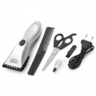 Professional Rechargeable Hair Clipper Trimmer with Accessories Set (220V)