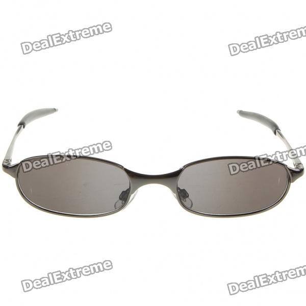 Anti-Track UV Protection Sunglasses with Protective Case - Black гриф mb barbell 2200 мм d 50 мм замок стопорный