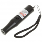 Bottle Shaped 5mW 532nm Green Laser Pen Pointer with Strap (1 x CR2)