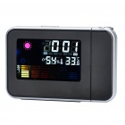 "3.6"" LCD Multi-Function Clock (3 x AAA)"