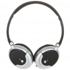 2.4GHz Wireless On-Ear Folding Stereo Headset with Microphone