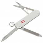 Genuine Victorinox Swiss Army Multi-Tool Knife - Silver