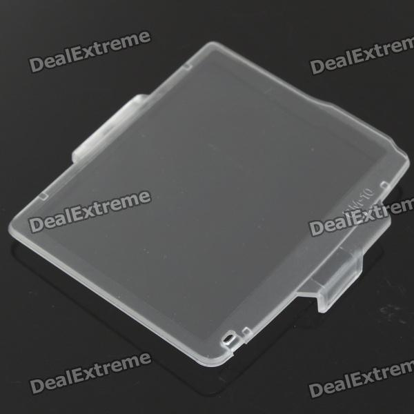 BM-10 Compatible Snap-on Hard Screen Protector Cover for Nikon D90