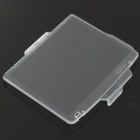 Nikon BM-10 Compatible Snap-on Hard Screen Protector Cover for Nikon D90