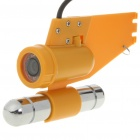 Professional Underwater CCD Video Camera with 12-LED Night Vision &amp; Video Output