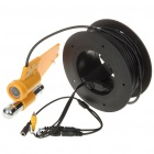 Professional Underwater CCD Video Camera with 12-LED Night Vision & Video Output
